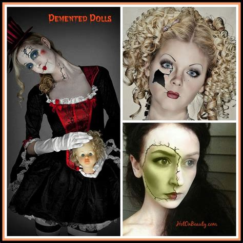 porcelain doll hair salon 34 best maquillage images on