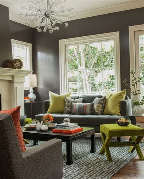 Decorating Ideas Grey Interiors With Gray And Inviting Sofas Decorating