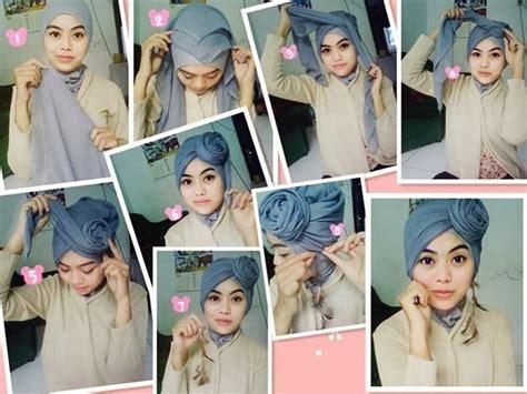 Jilbab Segi Empat Inas Kamila 10 Tutorial Untuk Wisuda Meski Sederhana