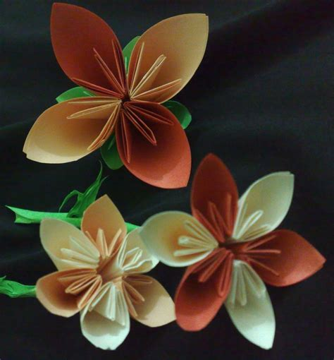 Origami Kusudama Flowers - origami kusudama flower 183 an origami flower 183 origami on