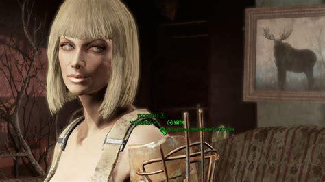 fallout 4 character mods female iasu female character fallout 4 mod cheat fo4