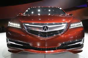 2014 detroit the acura tlx concept previews things to