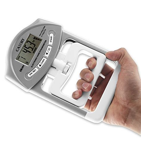 Handgrip Dynamometer camry digital dynamometer grip strength measurement