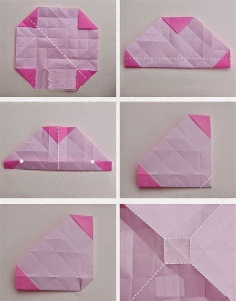 Easy Origami Roses - origami easy simple origami for