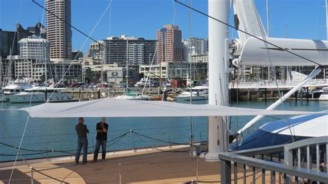 canvas boat covers nz ay46 mondango 3 canvas work completed custom marine