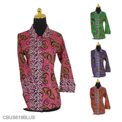 Kalung Etnikabstrak baju batik sarimbit blus motif megamendung abstrak blus lengan panjang murah batikunik