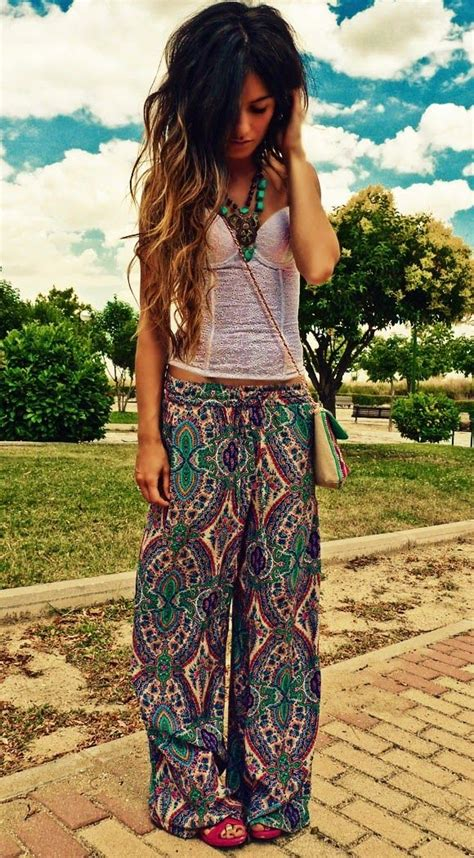 hippie style how to look boho chic 2018 fashiongum