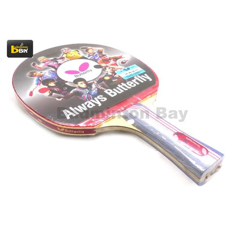 Bat Pimpong Butterflybat Table Tennis Butterfly out of stock butterfly tbc 401 fl yuki rubber shakehand table tennis racket ping pong bat