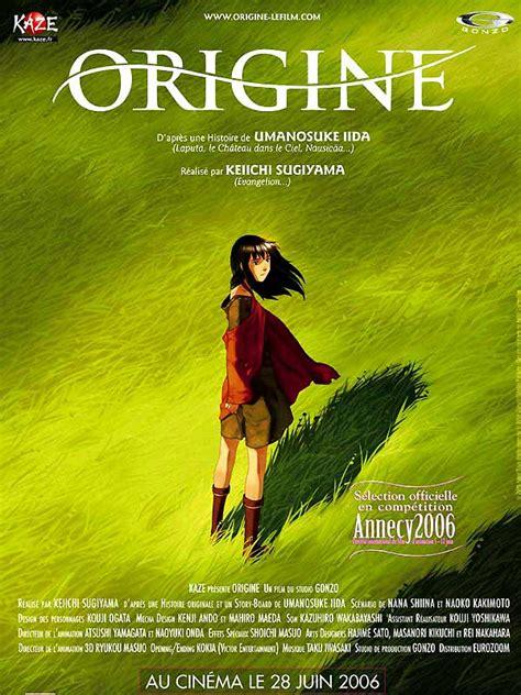 film anime a voir origine film 2006 allocin 233