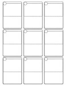 Picture Card Template Pokemon Cards Template All