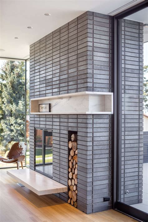 modern fireplace fronts 7 exles of contemporary fireplace surrounds