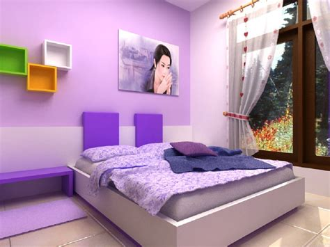 bedroom designs for girls pink and purple bedroom ideas
