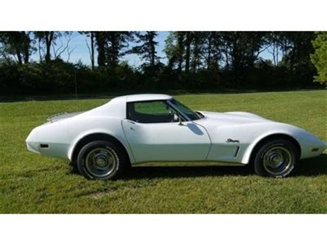 1975 corvette coupe 350 auto great driver buy used 1975 corvette coupe driver quality recent restoration great value 350 l48 v8 in