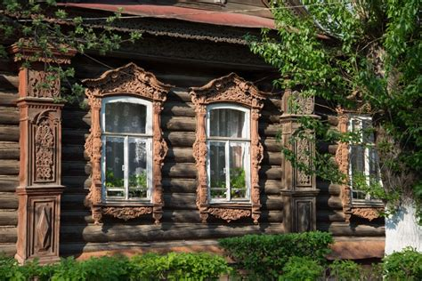 russian style house plans wood carving mastership