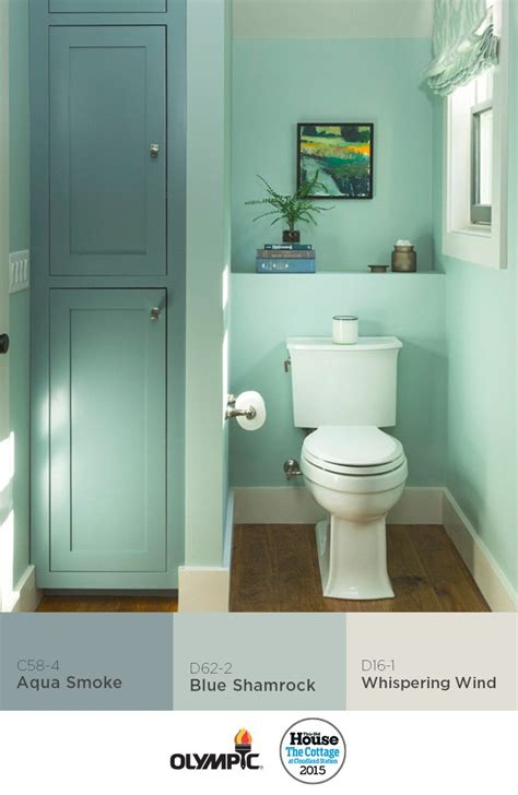 serene bathroom colors 17 best images about quot bring on the color quot olympic paints