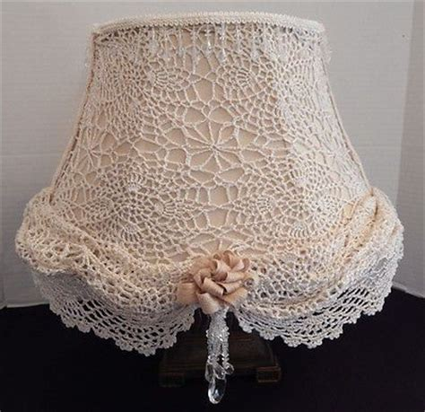 shabby chic lshade 17 best ideas about burlap l shades on l