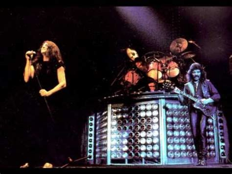 black sabbath born again tour madrid 83 ian black sabbath smoke on the water iangillan live83