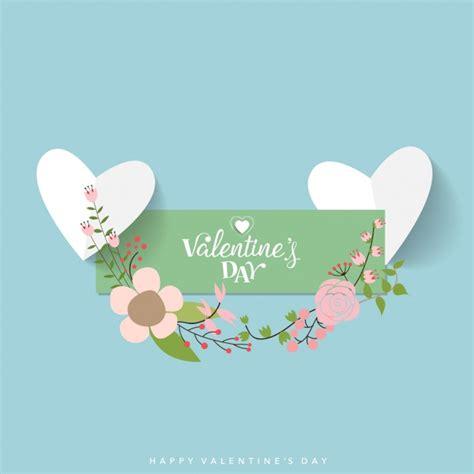 design banner valentine valentine s banner design vector free download