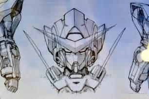 draw gundam exia