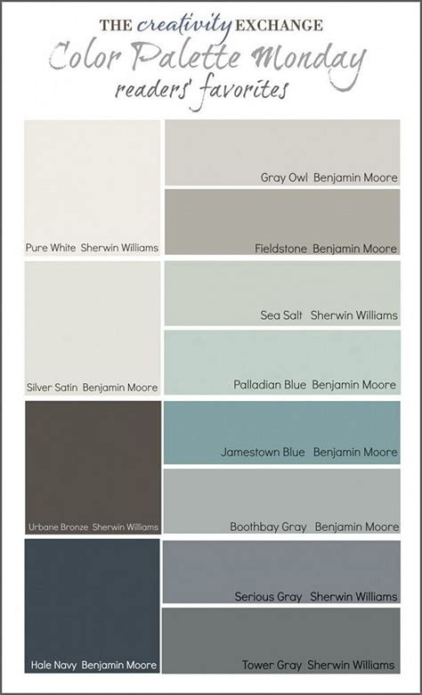 color palette ideas interior paint color color palette ideas home bunch