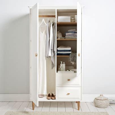 kleiderschrank klein ercol wardrobe bedroom furniture the white