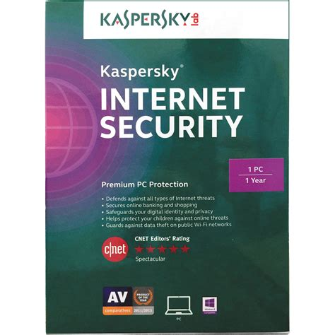 Kapersky Security kaspersky security 2015 kis1501121uszz b h photo