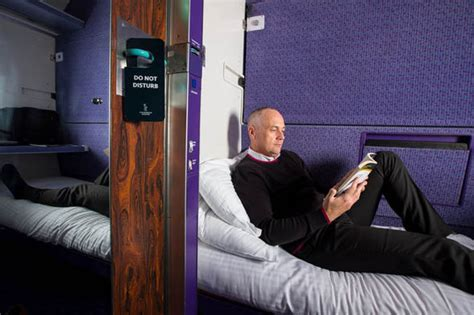 Caledonian Sleeper Seat by Take The Caledonian Sleeper To Scotland S Highland