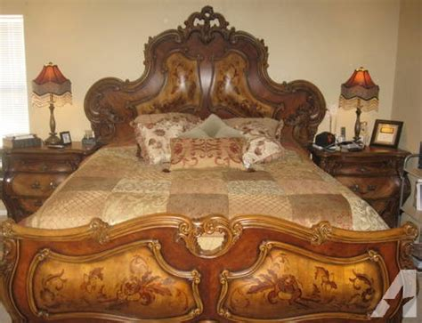 michael amini bedroom set for sale michael amini palais royale bedroom furniture set for
