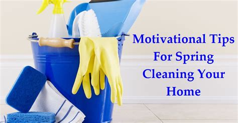 Spring House Cleaners by Motivational Tips For Spring Cleaning Your Home Extrememaids