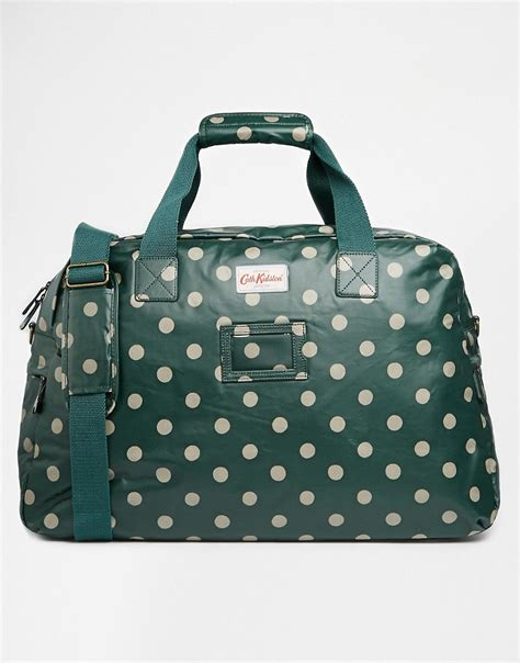 cath kidston cath kidston travel bag at asos