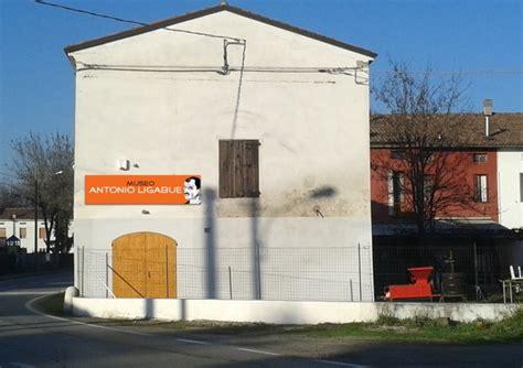casa di ligabue museo antonio ligabue gualtieri re