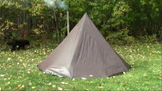 how to build a tent make a tarp tent tipi tent on the cheap