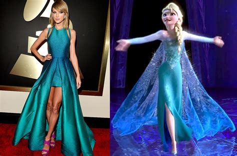 taylor swift princess dress 9 times taylor swift dressed like a disney princess