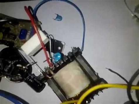 test smps gacun untuk las listrik