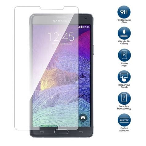 Diskon Tempered Glass Samsung Note 4 tempered glass for samsung galaxy note 4 from rm electronics limited uk