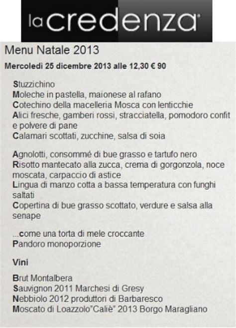 la credenza san maurizio canavese menu di natale vintage dal nord al sud come eravamo oggi