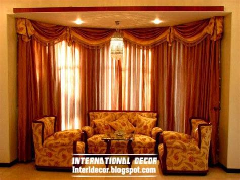 Living Room Curtain Styles by Top Catalog Of Luxury Drapes Curtain Designs For Living Room Interior 2015