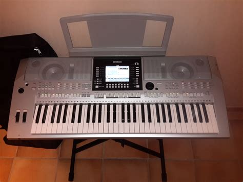 Keyboard Yamaha Psr S910 yamaha psr s910 image 1011806 audiofanzine