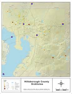 sinkhole map hillsborough county interactive florida