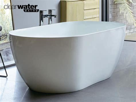 badewanne größen freistehende badewanne aus clearstone classic