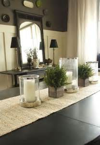 Centerpieces For Dining Room Table by 25 Best Ideas About Dining Table Centerpieces On
