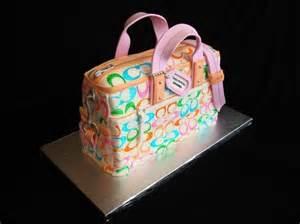 colorful coach purse best 25 coach purse cakes ideas on handbag