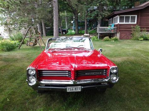 Pontiac Bonneville For Sale by 1964 Pontiac Bonneville Convertible For Sale
