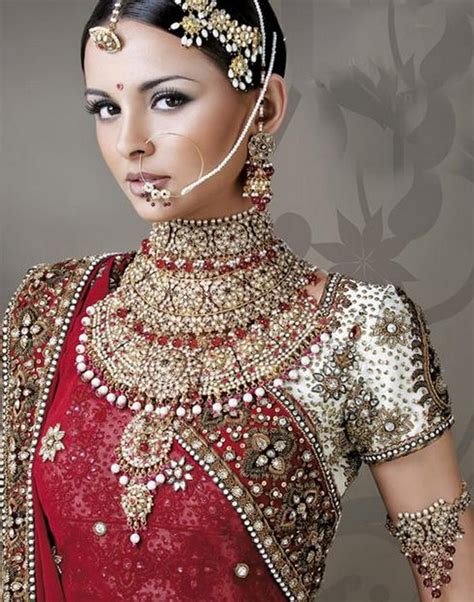 Indian Wedding Jewellery by Indian Bridal Jewelry Sets Fashion In New Look