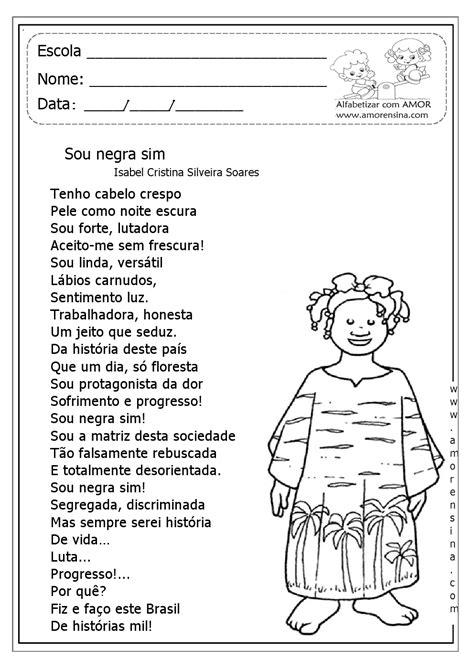 ATIVIDADES SEMANA CONSCIÊNCIA NEGRA :: PROFESSORA REGINA SODRÉ