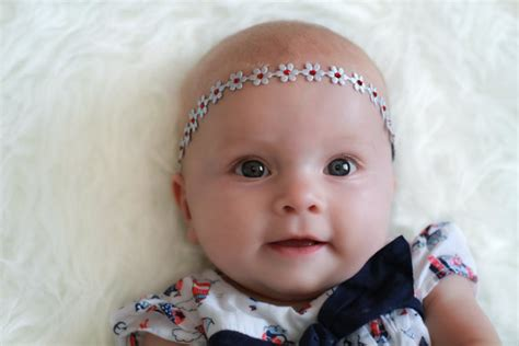 baby headbands baby headband pink silver white flower headband with swarovski crystals baby