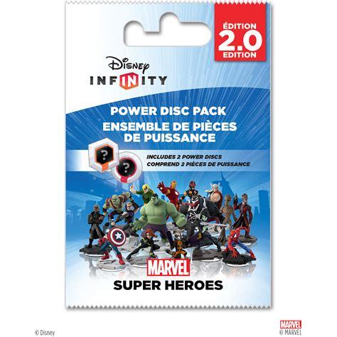 disney infinity marvel super heroes edition power