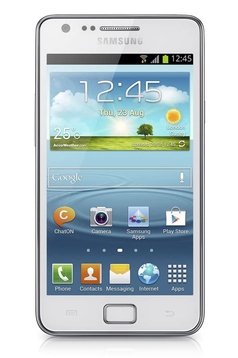 samsung galaxy s ii plus android 4 1 on a dual 1 2ghz processor eurodroid