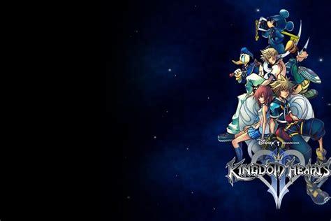 kingdom hearts  wallpaper   stunning hd