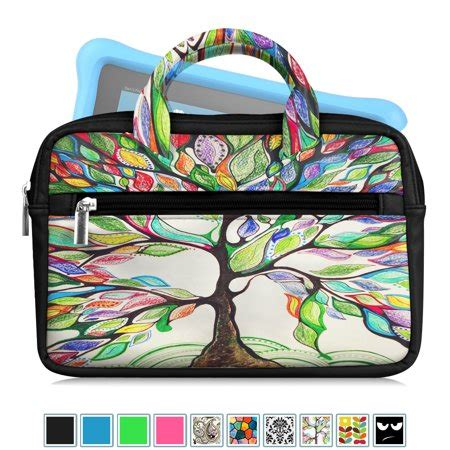 Universal Tablet 6 8 fintie universal 6 8 inch tablet sleeve travel carrying